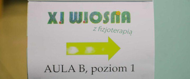 XI Wiosna z fizjoterapią Joanna-Tokarska