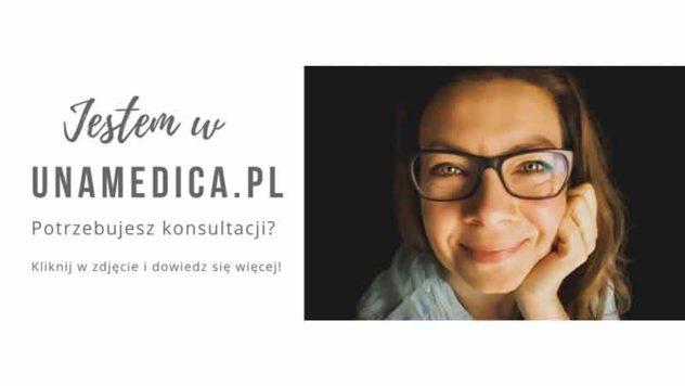 Dla pacjentów konsultacje fizjoterapeutyczne unamedica Joanna Tokarska