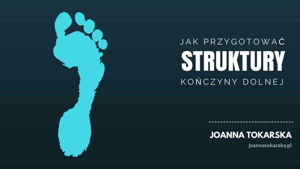 Jak przygotować stopę pacjenta po udarze do ćwiczeń funkcjonalnych? Joanna Tokarska joannatokarska.pl