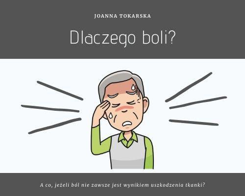 Dlaczego boli Podcast o fizjoterapii Joanna Tokarska Fizjopozytywnie o zdrowiu