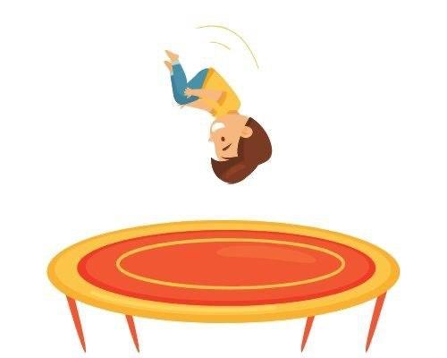 Czy trampolina to zło?