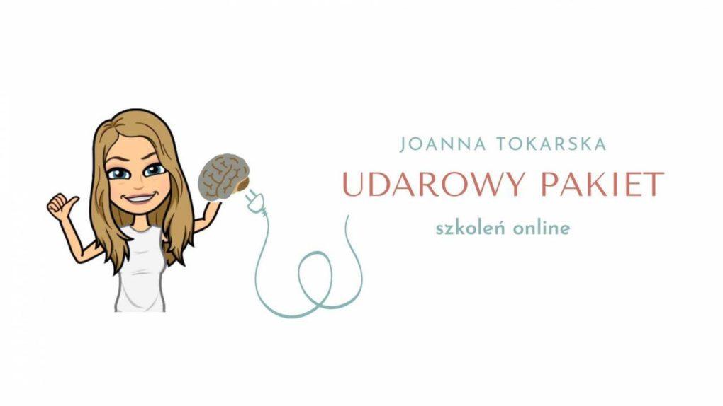 Joanna Tokarska królowa fizjoterapii udarowy pakiet szkoleń online
