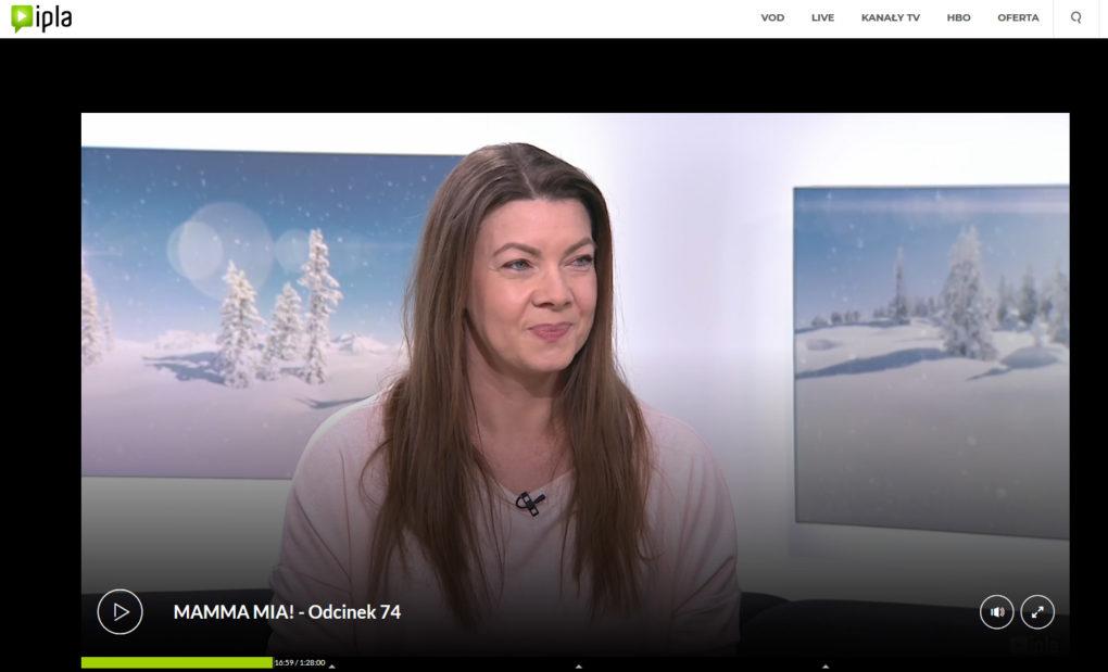 Joanna Tokarska królowa fizjoterapii wywiad dla mamma mia